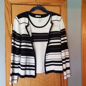 Women's 2 pc. Sweater Set